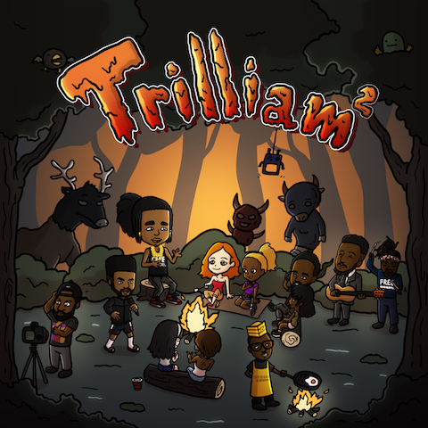 Trilliam 2 album_lores