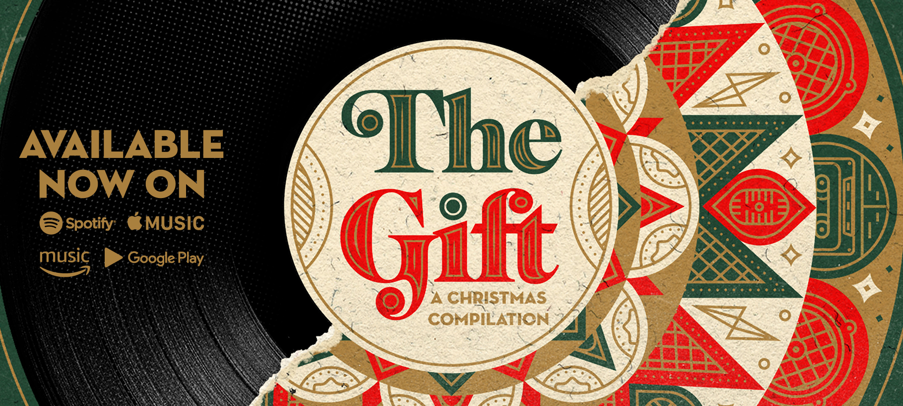 UNWRAP THE GIFT: A CHRISTMAS COMPILATION